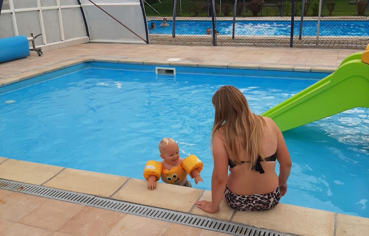 Kindvriendelijke zwembaden